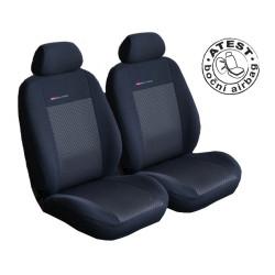 Autopotahy Dacia Dokker VAN 1+1, od 2013, černé