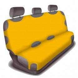 Autotričko Bavlna - zadní Žlutá