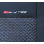 Autopotahy Mitsubishi Lancer IX, od r. 2007, černé
