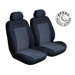 Autopotahy LUX STYLE Pick-Up šedočerné