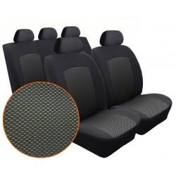 Autopotahy SEAT ALTEA, od r. 2004, Dynamic žakar tmavý
