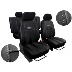 Autopotahy Škoda Yeti, GT černé
