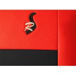Autopotahy MAZDA CX 5 II, od r. 2017, ROAD červené