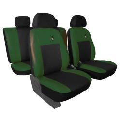 Autopotahy JEEP CHEROKEE V, od r. 2014, ROAD zelené