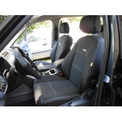 Autopotahy Ford S MAX I, od r. 2006-2015, AUTHENTIC LEATHER AVIO