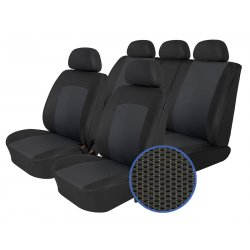 Autopotahy Seat Cordoba II, od r. 2002-2009, grafit