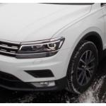 Autopotahy VW TIGUAN II COMFORTLINE, od r. v. 2016, PELLE modré
