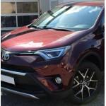 Autopotahy TOYOTA RAV 4 IV HYBRID, od r. 2016, GT cihlové