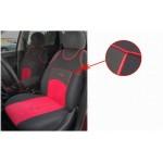 Autopotahy Autopotahy TUNING EXTREME s alcantarou, sada pro dvě sedadla, šedé