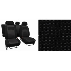 Autopotahy SEAT ATECA, od r. 2016, VIP černé