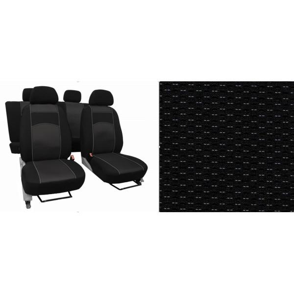 Autopotahy MAZDA CX-30, od r. 2019, VIP černé