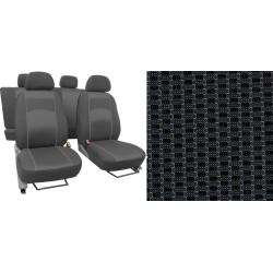 Autopotahy SEAT ATECA, od r. 2016, VIP šedé