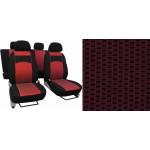 Autopotahy TOYOTA PRIUS IV, od r. 2016, VIP červené