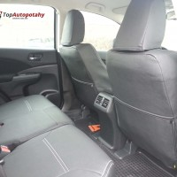 Honda CRV IV Authentic Leather černé